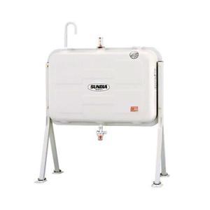 サンダイヤ 灯油タンク 200型 標準タイプ KS3-200SJ (鋼板製)|minatodenki
