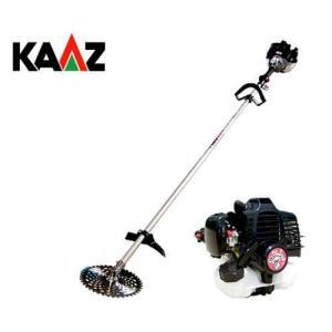 カーツ 草刈り機 エンジン式 ロング竿 KZ260-LL [草刈機 刈払機 刈払い機 ナイロンコード]|minatodenki