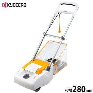 リョービ 電動芝刈り機 LM-2810 (リール式5枚刃/刈幅280mm) [RYOBI 電気 芝刈り機 芝刈機 モアー]|minatodenki