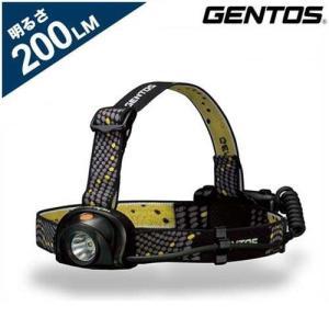 ジェントス ヘッドライト HW-888H (200lm) [LEDヘッドライト]|minatodenki