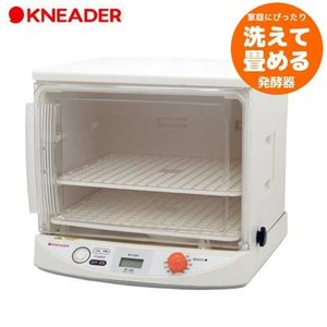 【取扱終了】日本ニーダー 洗えてたためる発酵器mini PF100 [家庭用 パン発酵器]|minatodenki