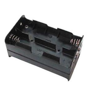 アポロ 電気柵本体用 単一形電池ケース AP-DC111A [電柵 電気牧柵 防獣用フェンス] minatodenki