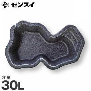 ゼンスイ 御影調 なごみ池 M (30L/庭園埋め込みタイプ)|minatodenki