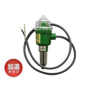 昭和精機 加温用サーモスタット グリーンサーモ ES-5 (100V・200V対応)|minatodenki