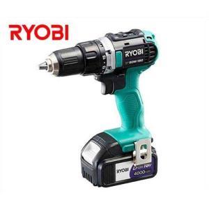 リョービ 充電式ドライバドリル BDM-180 (688802A) [RYOBI 電動ドライバー 電気ドリル]|minatodenki