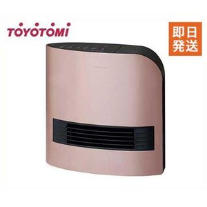 【取扱終了】トヨトミ 加湿セラミックヒーター ECH-H120E(P) (ピンク/加湿機能付き) [TOYOTOMI ストーブ]|minatodenki