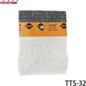 【メール便可】トヨトミ 石油ストーブ用耐熱芯 第32種 TTS-32 (11281207) [替え芯 替えしん 石油ストーブ]|minatodenki