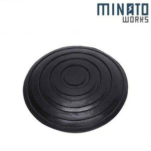 ミナト ローダウンジャッキ専用 替えゴムパッド MJC-P005 (MHJ-ST3.0S/MJ-3.0ST対応)|minatodenki