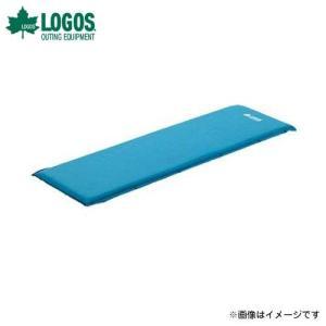ロゴス(LOGOS) (超厚・高弾力)セルフインフレートマット・SOLO 72884130 [スリーピング エアベッド・マット・ポンプ]|minatodenki