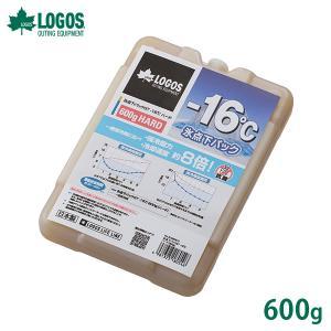 【メール便可】ロゴス(LOGOS) 氷点下パックGT-16℃ ハード 600g 81660612 [バーベキュー クーラー クーラー・保冷剤]|minatodenki