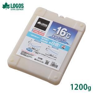 ロゴス(LOGOS) 氷点下パックGT-16℃ ハード 1200g 81660611 [バーベキュー クーラー クーラー・保冷剤]|minatodenki