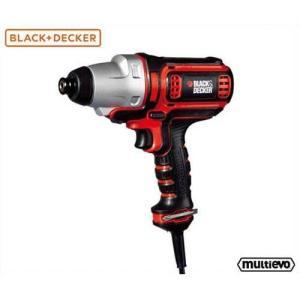 ブラック&デッカー マルチエボ・コード式インパクト EAI800 [BLACK&DECKER ブラックアンドデッカー インパクトドライバー]|minatodenki