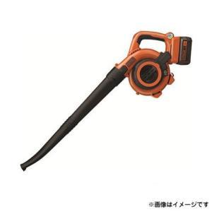 ブラック&デッカー 36Vガーデンブロワーバキューム GWC36N-JP|minatodenki