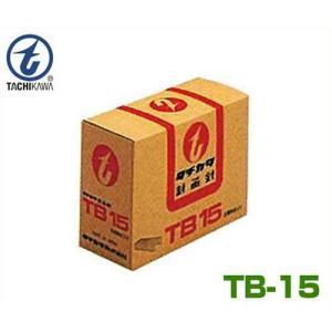 タチカワ 純正ステープル コノ字封函針 20000針入 TB-15 (適合:TAX-15) [立川ピン製作所 封かん機 ダンボール 梱包]|minatodenki