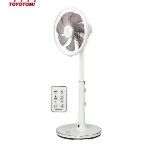 トヨトミ リモコン付きリビング扇風機 FS-30JR (静音/節電/ACモーター) [TOYOTOMI エコ 省エネ]|minatodenki