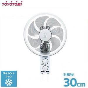 トヨトミ 壁掛けメカ扇風機 FW-30J [TOYOTOMI]|minatodenki