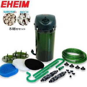 エーハイム エーハイムフィルター500+ろ材付きセット [EHEIM EF-500 外部フィルター 2213810 2213820]|minatodenki
