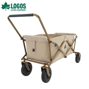 ロゴス(LOGOS) Tradcanvas 丸洗いカーゴキャリー 84720722 [キャリーカート ボックス キャリーカート]|minatodenki