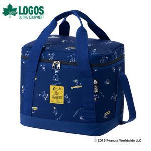 ロゴス(LOGOS) SNOOPY ソフトクーラー15L 86003689 [スヌーピー 保冷剤 ソフトクーラーボックス]|minatodenki