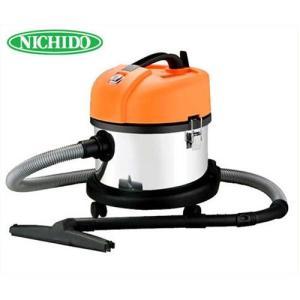 日動 業務用掃除機 バキュームクリーナー NVC-15L-S (乾湿両用)|minatodenki