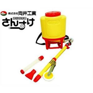 向井工業 肥料散布機 さんすけ OB-24 (容量24L) [肥料散布器]|minatodenki