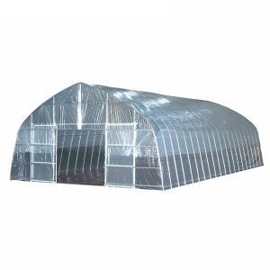 ビニールハウス 菜園ハウス四季 OH-5710 (17.3坪/スライド式扉) [南栄工業 ナンエイ ビニール温室] minatodenki