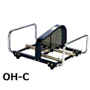 エンジン・モーター用セット台 マイティーセット台 OH-C (ベルトカバー付き)|minatodenki