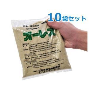 浄化槽バクテリア 『オーレス500』 《お得10袋セット》 (500g×10個)|minatodenki