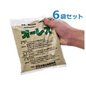 浄化槽バクテリア 『オーレス500』 《お得6袋セット》 (500g×6個)|minatodenki