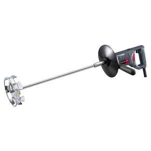 リョービ 塗料撹拌機 パワーミキサー PM-1011 (850W/中速型1000min-1) [RYOBI 塗料缶 攪拌機 かくはん機 攪拌器 撹拌器]|ミナト電機工業