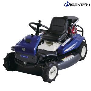 イセキアグリ 乗用草刈機 RMJ800 (刈幅800mm) [イセキ iseki 乗用モアー 草刈り機 乗用草刈機][返品不可]|minatodenki