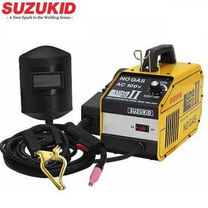 スズキッド 半自動溶接機 『アーキュリー80』 SAY-80L2 (単相100V) [スター電器 SUZUKID 溶接機 単相100V]|minatodenki