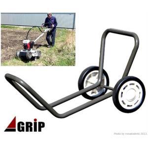 自走式草刈機 スパイダーモアー 移動用運搬台車 対応機種 : SP850/SP851/SP852の画像