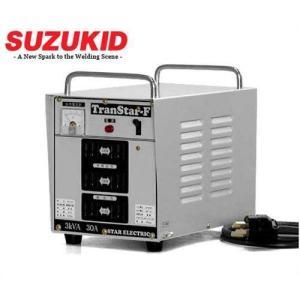 スズキッド 複巻ダウントランス STH-312 (連続30A) [スター電器 SUZUKID 変圧器 降圧トランス]|minatodenki