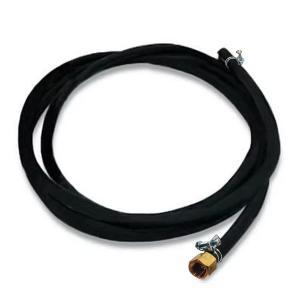 灯油タンクOT-21用オプション 『耐油ゴムホース3m+タケノコ継ぎ手セット』 (ホース内径Φ6)|minatodenki