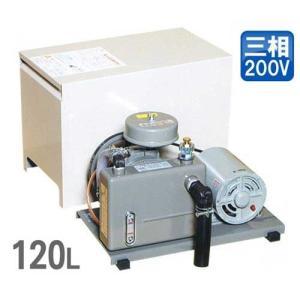 東浜 ロータリーブロアー SD-120 (三相200V200Wモーター付き/吐出量120L) [浄化槽 ブロアー ブロワー]|minatodenki