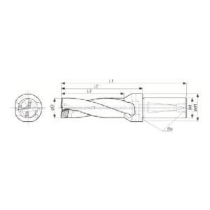 京セラ ドリル用ホルダ S32DRZ288410 [S32-DRZ2884-10][r20][s9-930]|minatodenki