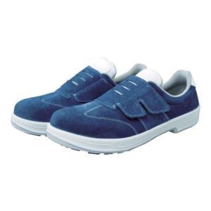 シモン 安全靴 短靴マジック式 SS18BV 24.5cm SS18BV24.5 [SS18BV-24.5][r20][s9-900]|minatodenki