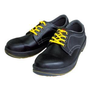 シモン 静電安全靴 短靴 SS11黒静電靴 25.5cm SS11BKS25.5 [SS11BKS-25.5][r20][s9-900]|minatodenki