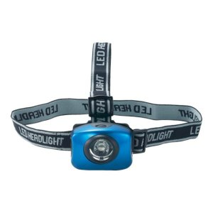 TRUSCO アルミ強力LEDヘッドライト(ブルー) THLX2213AB [THLX-2213A-B][r20][s9-900]|minatodenki