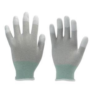 TRUSCO 指先コート静電気対策用手袋 Mサ...の関連商品4
