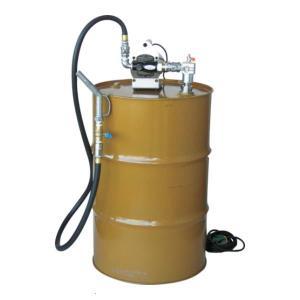 アクアシステム 高粘度オイル電動ドラム缶用ポンプ(100V) オイル 油 EVD100|minatodenki