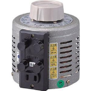 山菱 ボルトスライダー据置型 V1303 [スライダック トランス 変圧器][V-130-3][r20][s9-910]|minatodenki