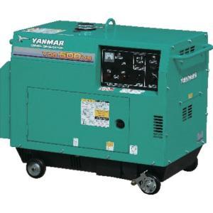 ヤンマー 空冷ディーゼル発電機 YDG500VS6E [YDG500VS-6E][r21][s9-940]|minatodenki