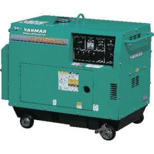 ヤンマー 空冷ディーゼル発電機 YDG600VST6E [YDG600VST-6E][r21][s9-940]|minatodenki