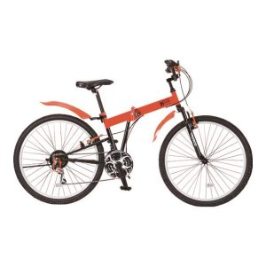 TRUSCO 構内・災害時用ノーパンク自転車