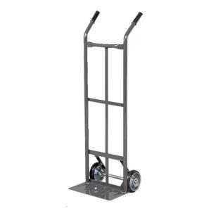 TRUSCO スチールパイプ製二輪車 H1160 すくい板170X370 1011 [r20][s9-910]|minatodenki
