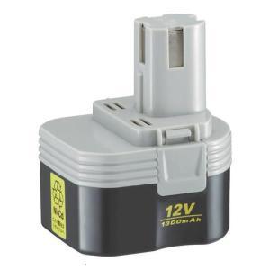 リョービ(RYOBI) ニカド電池パック 12V 1,300mAh B1203F2 [B-1203F2][r20][s9-900]|minatodenki