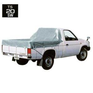 小型トラック用 荷台シート TS-20SW (SW生地) [トラックシート]|minatodenki