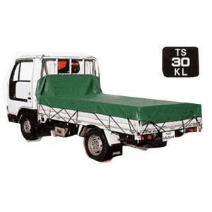 小型&中型トラック用 荷台シート TS-30KL (KL生地) [トラックシート]|minatodenki